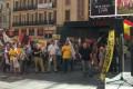 Más allá de las banderas de Podemos