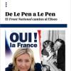 """José Luis Orella – José Díaz Nieva: """"De Le Pen a Le Pen. El Front National camino al Elíseo"""""""
