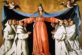 Santa María Virgen, Medianera de todas las gracias