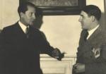 Ramiro Ledesma en la historia de España y el fascismo frente al marxismo