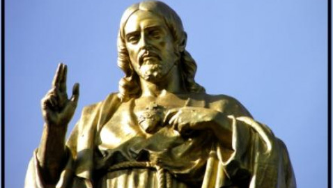 Fiesta del Sagrado Corazón de Jesús: 19-junio-2020