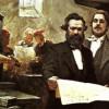 Marx. Su pretendida influencia en el pensamiento español contemporáneo (Marxistas y pseudo-marxistas españoles)