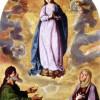 Fiesta de la Inmaculada Concepción de la Bienaventurada Virgen María: 8-diciembre-2018