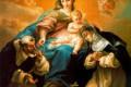 Rosa mística: Virgen del Rosario