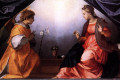 Anunciación de la Santísima Virgen María: 25-marzo-2020