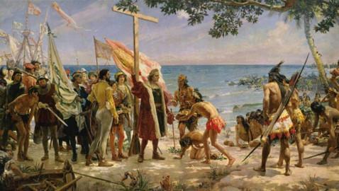 Carta «Quarto abeunte saeculo» de León XIII sobre Cristóbal Colón