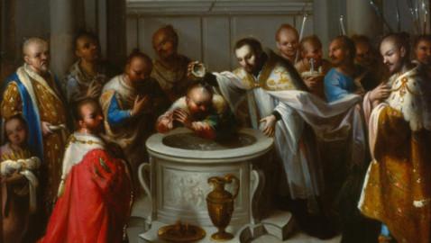 Conmemoración del Bautismo de Nuestro Señor Jesucristo: 13-enero-2021