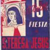 Santa Teresa de Jesús, patrona de la Sección Femenina