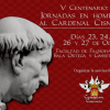 Congreso de Homenaje al Cardenal Cisneros en la Facultad de Filosofía de la UCM