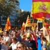 29-O: las consignas de la manifestación de Barcelona