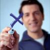 La cruz, la X y la estrella