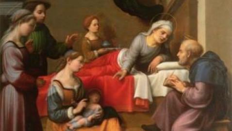 Natividad de san Juan Bautista: 24-junio-2020