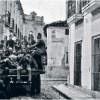 Guareña, revolución-contrarevolucion. Dos imágenes valen más que mil palabras