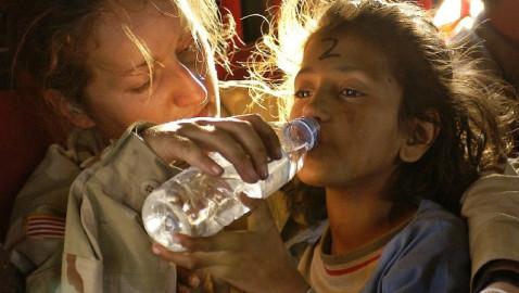 Humanitarismo y política