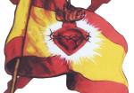 Pegatinas con motivo del Centenario de la Consagración de España al Sagrado Corazón
