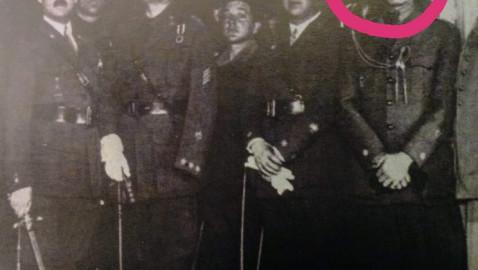"""El general Balmes y """"el sable del Caudillo"""""""