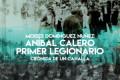 Moisés Domínguez Núñez: «Aníbal Calero. Primer Legionario»