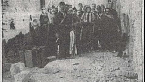 """«Aquellos días de guerra bajo el sol de agosto». La visión de la """"matanza de Badajoz"""" por Jorge Simões (IV)"""