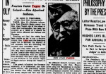 """John T. Whitaker: """"No ha existido ningún mando militar más capaz en España que el General Yagüe"""""""