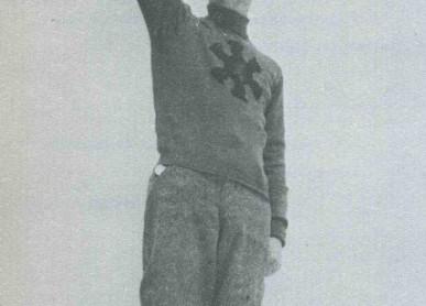 Ramiro Ledesma a los 90 años