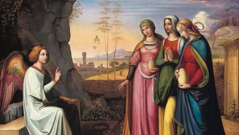 Domingo de Resurrección: 4-abril-2021