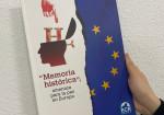 Presentación del libro «Memoria Histórica, amenaza para la paz en Europa».