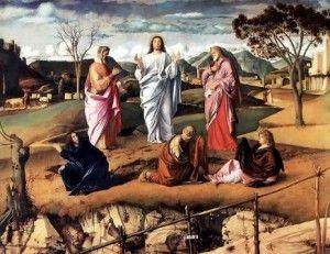 GIOVANNI BELINI: Transfiguración del Señor