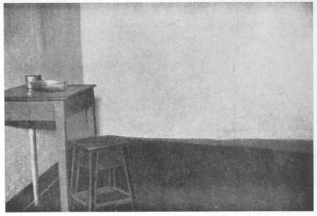 Celda de la Cárcel de Alicante que ocupaba José Antonio y de la que salió para ser asesinado