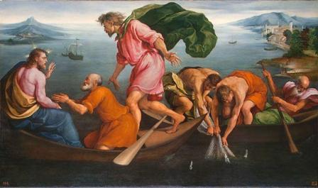 """Bassano: """"La pesca milagrosa"""""""