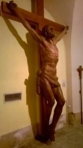 Santo Cristo de Juan Adsuara Ramos (1891-1973) en la Cripta del Monumento
