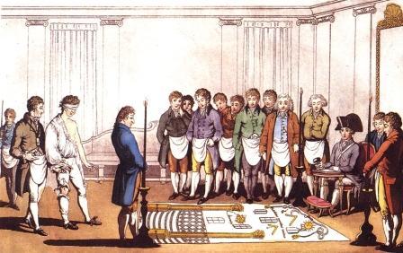 Iniciacion Masoneria
