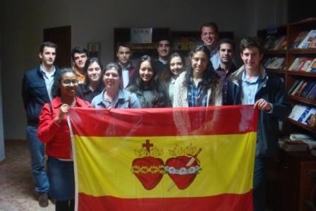Jovenes de San Pio X