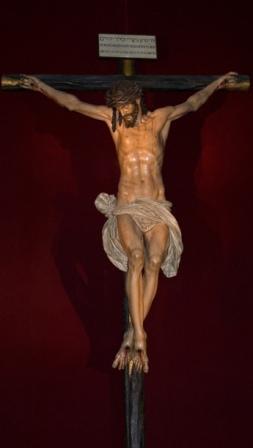 "Martinez Montañes: ""Cristo de la Clemencia"" (Catedral de Sevilla)"