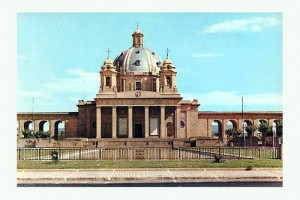 Pamplona Monumento Caídos