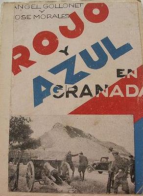 Rojo y Azul en Granada