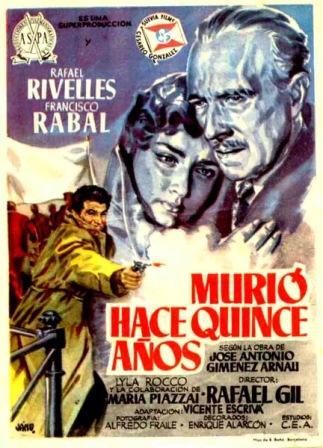 Bajo la experta dirección de Rafael Gil la película tuvo un éxito de taquilla extraordinario