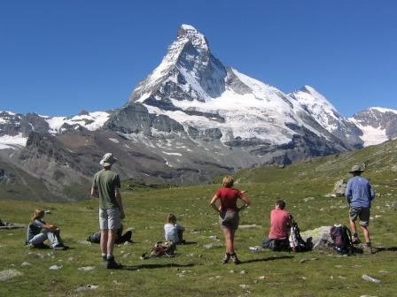 El Matterhorn, una montaña mágica viajera