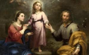 Sagrada Familia Murillo