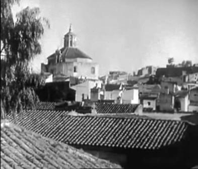 BADAJOZ: Cúpula de la iglesia de la Concepción (Arhur Menken, 1936)