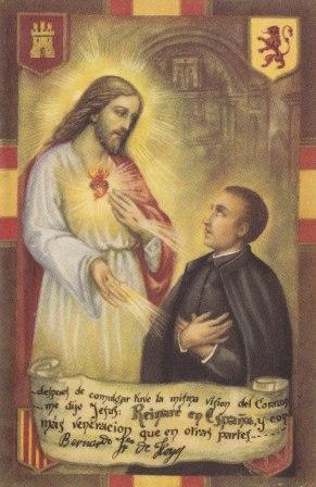 Padre Bernardo de Hoyos