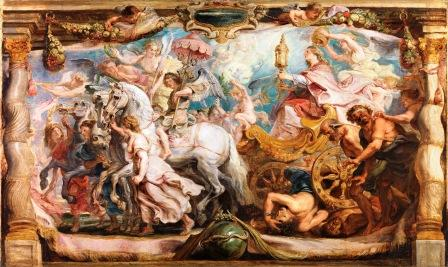 Rubens_El triunfo de la Eucaristia
