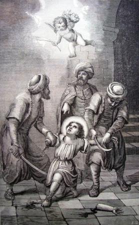 Martirio de San Pelayo