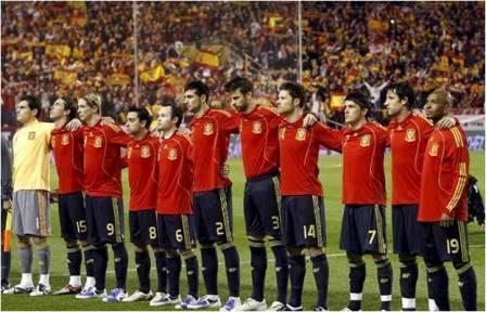 Seleccion Nacional Futbol