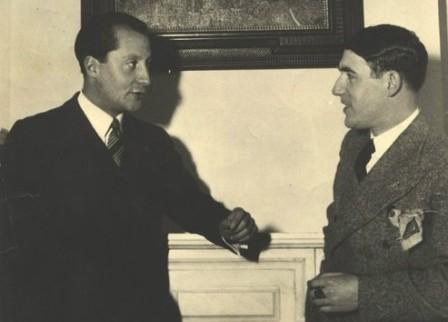 José Antonio y Ramiro Ledesma
