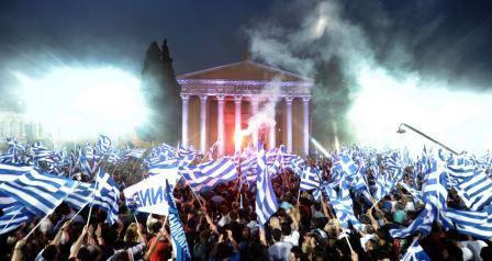 Amanecer Dorado Grecia