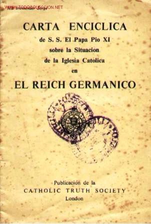 Encíclica Pío XI