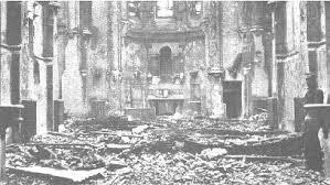 11-marzo-1936: incendio de la Iglesia de San Luis (Madrid) por los frentepopulistas