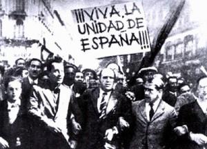 Viva la unidad de España_Jose Antonio_Ramiro_Ruiz de Alda