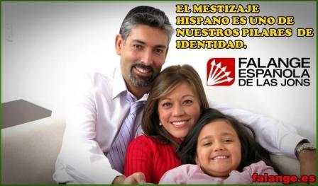 mestizaje hispano