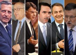 6 presidentes